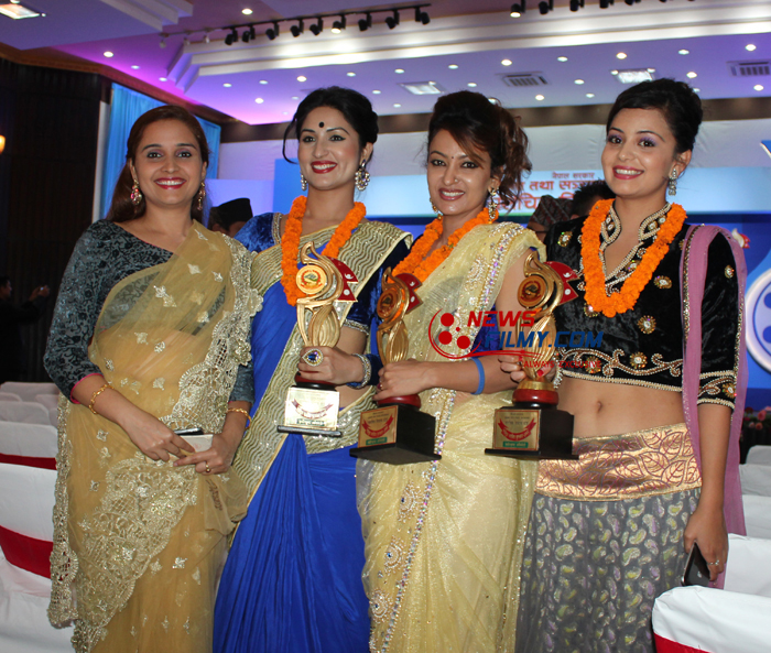 four heroine of nepal